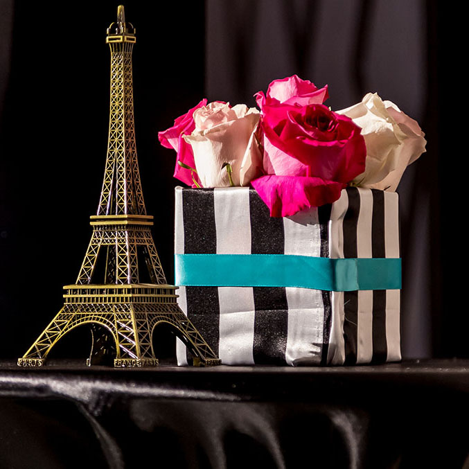 Paris themed